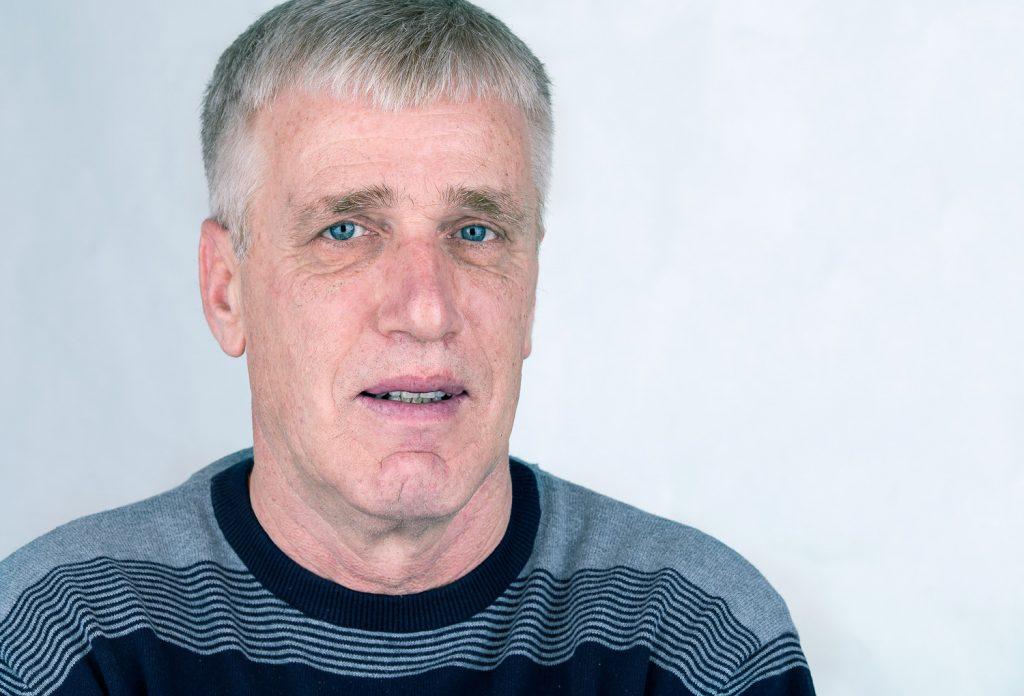 Peter Robnik predsednik Drustva paraplegikov gorenjske