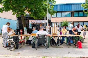 drustvo paraplegikov gorenjske, smukfest