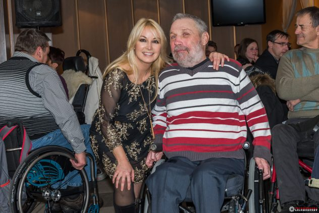 Drustvo paraplegikov gorenjske,novoletna zabava