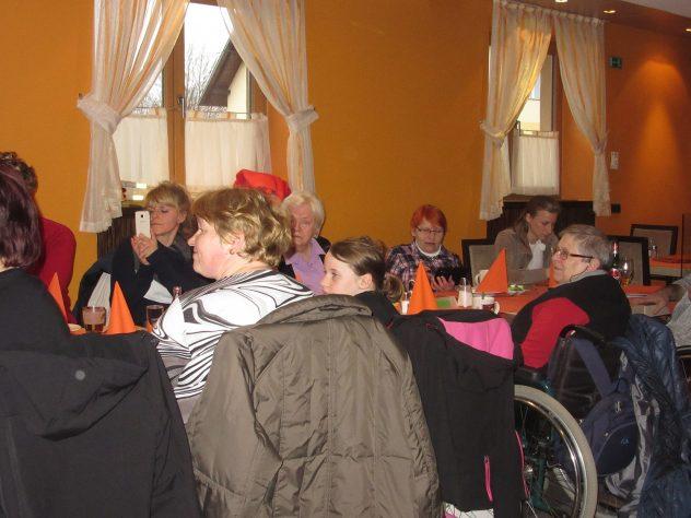 drustvo paraplegikov gorenjske,dan zena