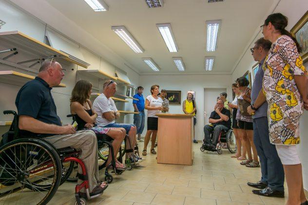 Drustvo paraplegikov Gorenjske,kranj