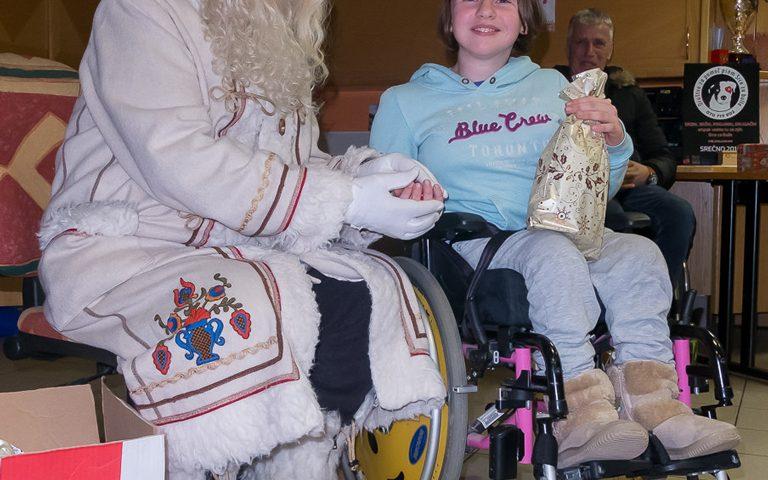 drustvo-paraplegikov gorenjske-dedek mraz